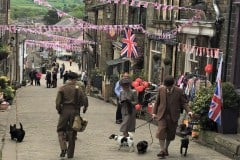 Haworth 1940's Weekend