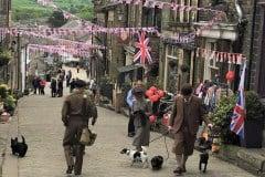 Haworth 1940's Weekend